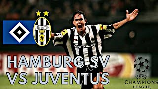 Hamburg vs Juventus 4-4 All Goals & Highlights ( UEFA Champions League 2000 )