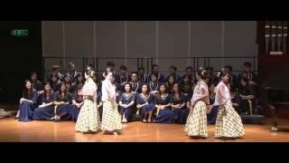 Mama Mia, Binasuan Dance and Blindfolded Tinikling (Bamboo Dance) By: TGM Group