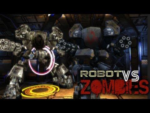 Zombies Vs Robot FREE