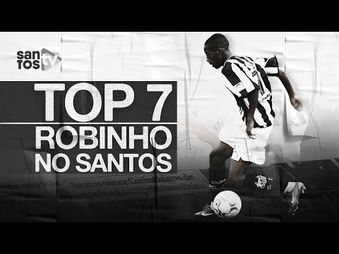 🚲THE LAST PEDAL!🚲 7 MOMENTOS DO ROBINHO PELO SANTOS