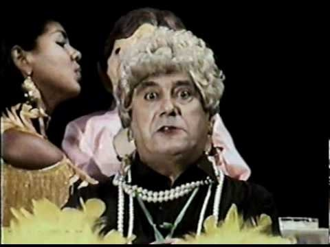 Dercy Chupeta e Babacov: Memórias de um Vergalhão - Cabaré do Barata, 1989