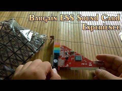 ESS 4CH PCI SOUND 64BIT DRIVER DOWNLOAD