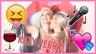 MEETING KATY PERRY! 🎤 Vlog 531