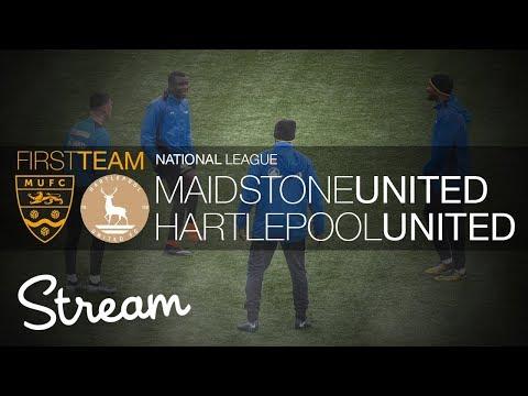 Maidstone United Vs Hartlepool (30/03/18)