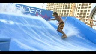 Aruba Fun City y Flow Rider