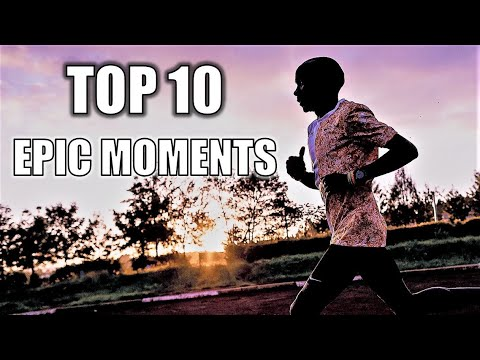 Top 10 GREATEST Racing Moments Of 2019