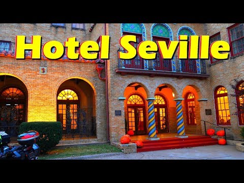 Hotel Seville - Ozarks Lodging in Harrison Arkansas