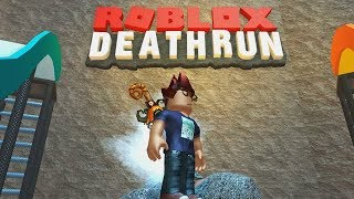 ROBLOX: Deathrun - Running for Fun!!! [Xbox One Gameplay, Walkthrough]