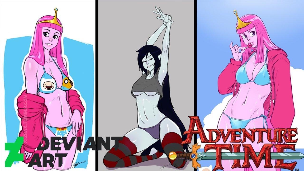 Adventure Time Deviantart Cringe (18