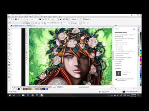 Welcome to CorelDRAW Graphics Suite 2017 Webinar with Gerard Metrailler -VP of Corel Global products