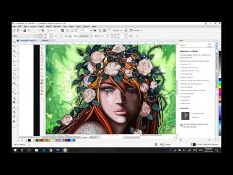 Welcome to CorelDRAW Graphics Suite 2017 Webinar with Gerard Metrailler -VP of Corel Global products