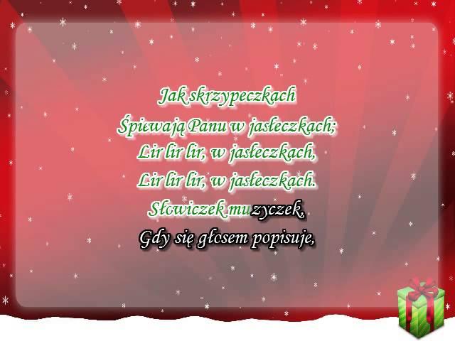 Karaoke dla dzieci - Kaczka pstra ( www.letsing.pl )