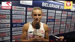 Gosia i Justyna w finale