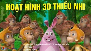 Phim Hoạt Hình 3D Thiếu Nhi Hay Nhất 2020 - Phim Thiếu Nhi Vui Nhộn Hài Hước Nhất