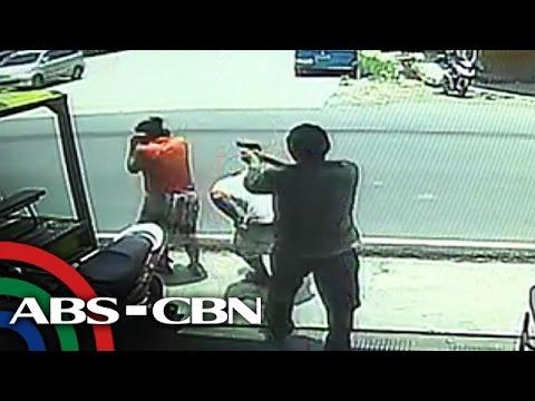 UKG: Pagbaril sa buntis at kinakasama, huli sa CCTV