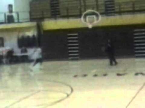 Field kindley high school dunk contest part 1
