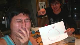 オードリー春日が大ファンの浅尾美和さんに引かれるというお話 2013年08...