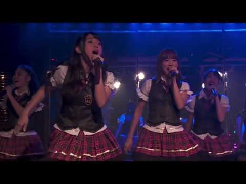 JKT48 -  overture + Dreamin' Girls  @ AKB48 Theater ~Balas Budi Haruka Nakagawa untuk JKT48~