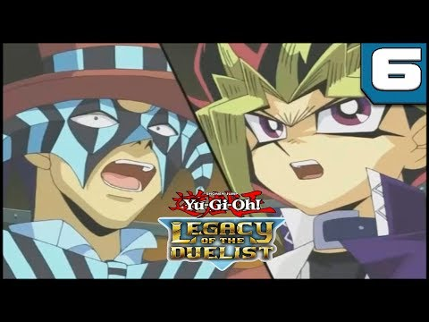 ARKANA EL USUARIO DE MAGO OSCURO  YuGiOh Legacy Of The Duelist #6
