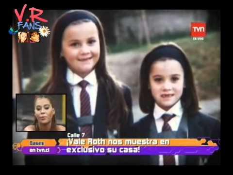 Valentina Roth Muestra su casa & familia - Nota Calle 7 ...
