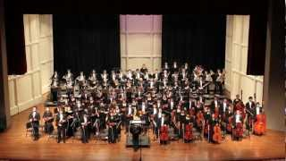 1080p Light Cavalry Overture | Moanalua HS Symphony Orchestra | 2012 HASTA Parade of Orchs.