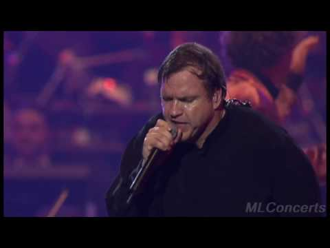 RARE COMPLETE! Anything for Love + Paradise by the Dashboard Light. Meat Loaf