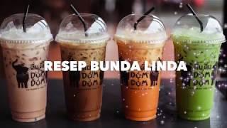 RESEP THAI TEA & THAI GREEN TEA ALA DUM DUM