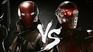 Injustice 2:  deadshot vs red hood! jason todd week