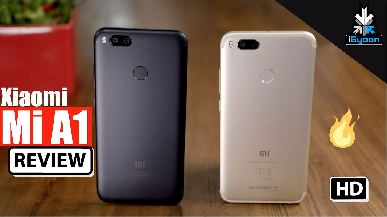 Xiaomi Mi A1 Review Get It Giveaway Youtube