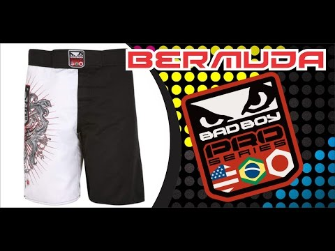 Unbox Bermuda Bad Boy Pro Series
