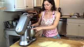 Quinoa Pizza Crust - Gluten Free