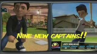 Backyard Sports Sandlot Sluggers New Characters Trailer