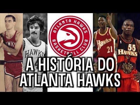 De BUFFALO a ATLANTA: a história dos HAWKS!