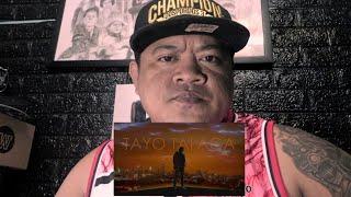 Skusta Clee - Kung Tayo - REACTION VIDEO (MAY TINITIRA TONG KANTA NA TO!!!) galit ako!!!