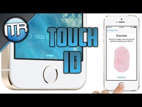 TouchID im iPhone 5S - So funktioniert