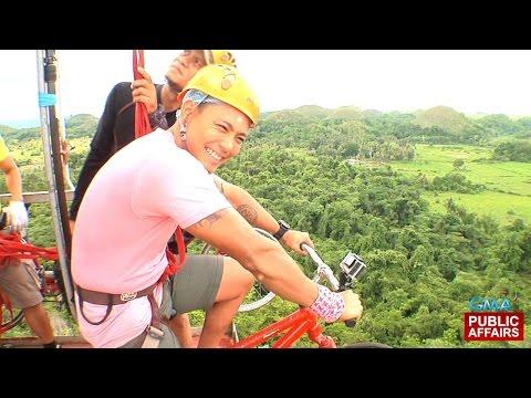 Full episode: 'Biyahe ni Drew' goes back to Bohol