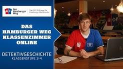Das Hamburger Weg Klassenzimmer – Online   Detektivgeschichte