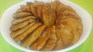 Драники или деруны из картошки