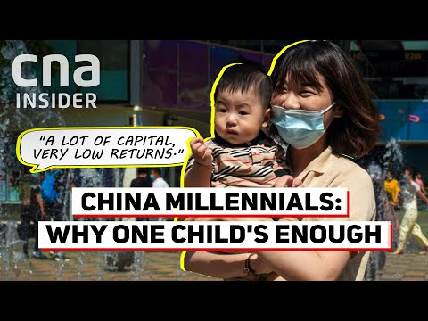 Why Chinese Millennials Are Stopping At One Child - And It's A Problem For China
