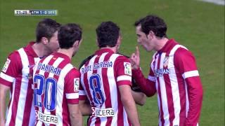 Gol de Rakitic (1-1) en el Atlético de Madrid - Sevilla FC - HD