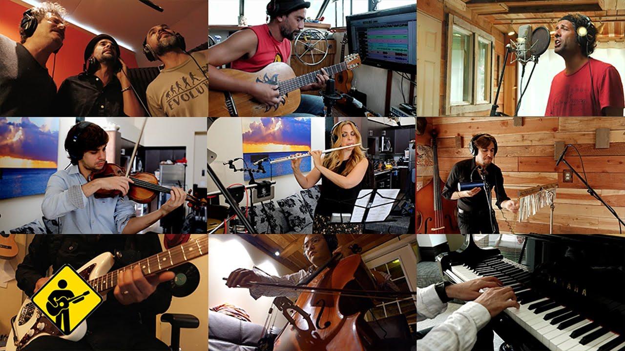 Debajo del Pelo | Los Pinguos | Playing For Change