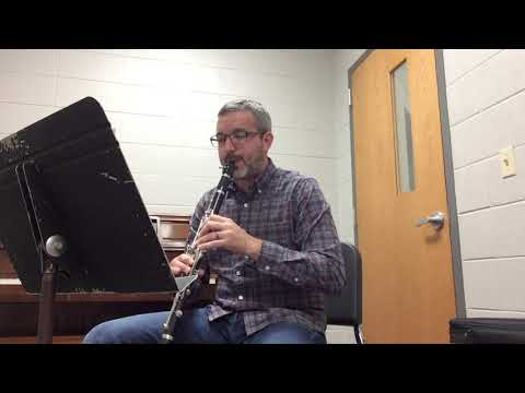 Simple Gifts (same for flute, clarinet, alto saxophone)