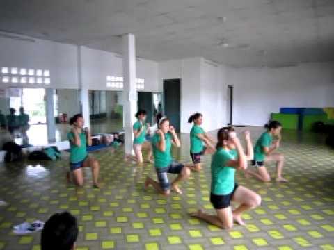 Lớp hướng dẫn viên aerobic mầm non (nhóm 2)