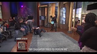 Most Talked About Steve Wilkos Show Moment! (The Steve Wilkos Show)