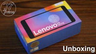 Lenovo K6 note unboxing | فتح علبة لينوفو كيه ٦ نوت