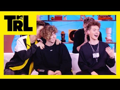 Vinny and Pauly D Test Why Don't We on 'Bro Code' | TRL