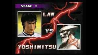 Tekken 3: Law
