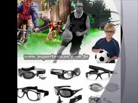 b1d2c9f9a Óculos e Armações para Esportes, Fubebol, Vôlei, Natação com ou s/ grau.