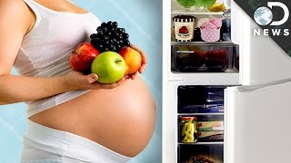 How Many Calories Does It Take To Make A Baby?
