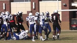 Ranger Football Highlights - Oct. 13, 2012